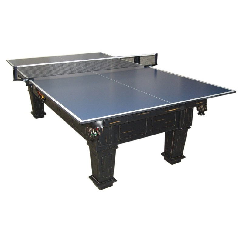 Martin Kilpatrick Pool Table Conversion Top Is Another Conversion Table, No  Need For Table Tennis Legs When You Just Can Place It On Top Of Dining Table,  ...